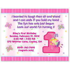 First Birthday Quotes Cool Girl 48st Birthday Invitations Quotes