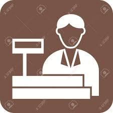 cashier bank cash icon vector image can also be used for cashier bank cash icon vector image can also be used for professionals