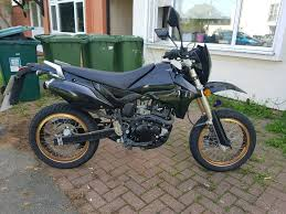 125cc supermoto swap or sale in sunbury on thames surrey gumtree