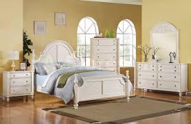 white coastal furniture. Coastal Lighthouse 5 PC Bedroom Set In Antique White Acme Furn Furniture