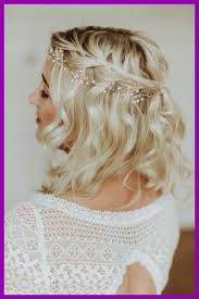Coiffure Mariage Cheveux Au Carré Champetre Chic 244565 133