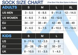 Smartwool Kids Socks Size Chart Hnsd Merino Wool Winter Socks Womens