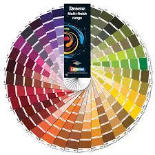 Resene Exterior Colour Chart New Rainbow Of Hues For Resene Total Colour System Eboss