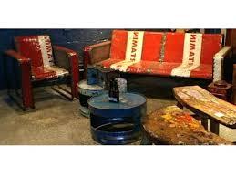 drum furniture. Drum Furniture Recycled Oil Sofa Nz