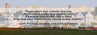 Real Estate Investing Quotes If You Don T Own A Home Buy One