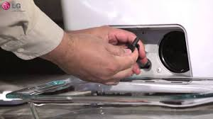 Cleaning Front Load Washing Machine Lg Washer Cleaning The Drain Pump Filter Youtube