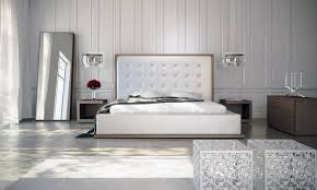 Modern Leather Bedroom Sets Leather Bedroom Set Wowicunet