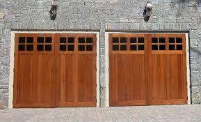 Wood Carriage Garage Doors  Acvap Homes
