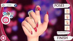 Cute Nail Art Designs Game 3D - Android Apps on Google Play