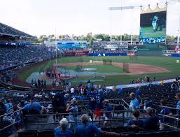 Kauffman Stadium Section 231 Seat Views Seatgeek