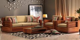 wooden sofa designs pictures