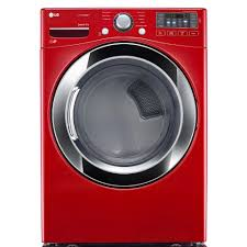 Gas Washers And Dryers Red Orange Washers Dryers Appliances The Home Depot