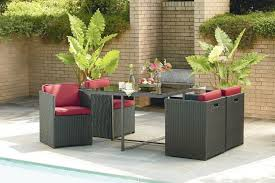 Patio furniture for small spaces Apartment Small Space Patio Furniture Small Space Patio Furniture Sets For Home Decor Ideas Allmodern Small Space Patio Furniture Home Design Inspiration