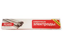 <b>Электроды МР</b>-<b>3 ф5</b>,0мм 0,8кг <b>РЕСАНТА</b> 71/6/23 купить по цене ...