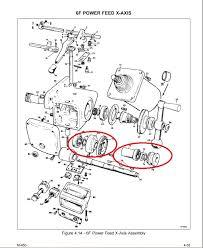 bridgeport power feed related keywords suggestions bridgeport th wtb bridgeport 6f 8f power feed parts