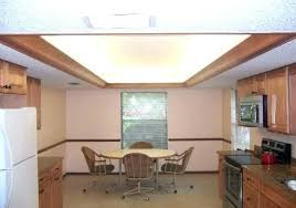 tray ceiling rope lighting. Tray Ceiling Lighting Led Rope Light Ideas Kitchen Modern Diy With Trayed Remodel 11
