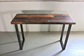 metal hall table. Metal Hall Table .