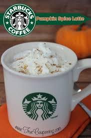 starbucks pumpkin e latte recipe