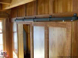 outdoor barn door track system sliding barn door rails