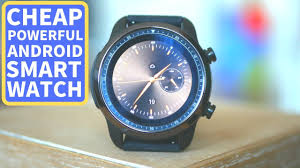 Are Android Smartwatches Any Good? The cheap <b>KC 06</b> can run ...
