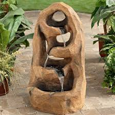 Small Picture The 25 best Indoor waterfall fountain ideas on Pinterest Indoor