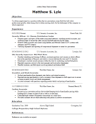 What To Put As Objective On Resume Inspiration 022 Should I Have An Objective On My Resume Professional Resume
