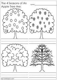 Four Seasons Worksheets for First Grade | Homeshealth.info