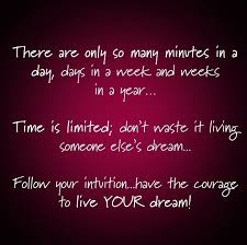 Live Your Dreams Quotes