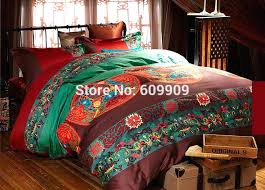 moroccan themed bedding cotton red style bedding queen bohemian bedding purple moroccan themed bedroom