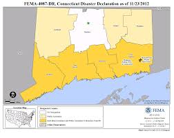 Sandy Fema Hurricane gov Connecticut dr-4087