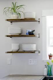 stylish ikea picture shelf d i y open shelving for our kitchen lemon thistle lemonthistle com canada australium nursery idea frame ribba display