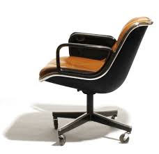 pollock executive chair by charles pollock