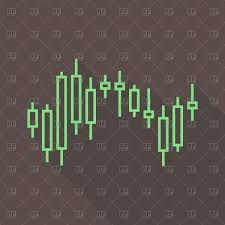 Free Forex Charts Stock Forex Chart Icon Stock Vector Image