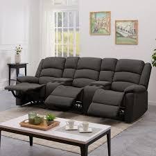 reclining sofa recliner couch sofa