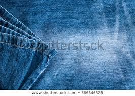 Blue Jeans Stitches Texture Denim Background Stock Photo Edit Now