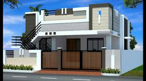 Ground Floor Front Elevation Design Front Elevation Single Floor House Drawing Architectures