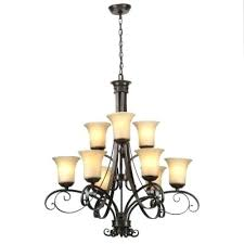 inspirational hampton bay 9 light chandelier chandeliers at home depot elegant