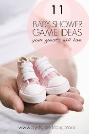 11 Baby Shower Game Ideas   CrystalandComp.com