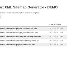 xml sitemap generator by cuispi