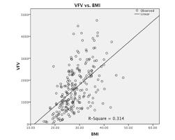 Ssat Visceral Fat Volume Better Than Bmi At Risk