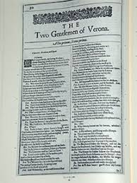 the writing style of william shakespeare lancewriting the two gentlemen of verona page