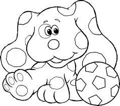 Small Picture Download Coloring Pages Blues Clues Coloring Pages Blues Clues