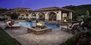 Awesome Outdoor Pool Patio Ideas Outdoor Pool Patio Design Cool