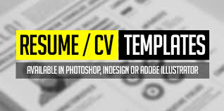 Indesign Resume Templates Impressive 48 Free Elegant Modern CV Resume Templates PSD Freebies