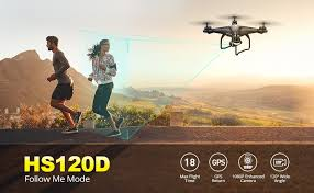 US Stock <b>Holy Stone HS120D GPS</b> Drone with FPV Camera 1080p ...