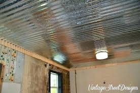 corrugated metal ceiling tiles ideas car tuning sheet panels lights corrugated metal ceiling