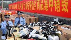 wine Is Big Calls 's China Problem Report French It Counterfeit How Xafzdnxa