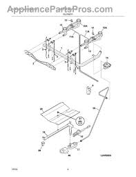 frigidaire 5303935066 oven igniter appliancepartspros com part diagram