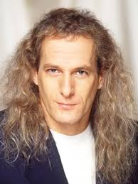 Michael Bolton | Michael Bolton with long hair in 1995 | Now Magazine | Celebrity Gossip. Katie Baillie - michael-bolton1