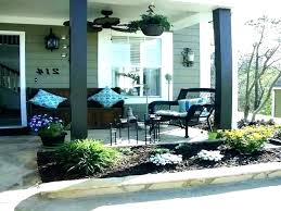 small porch chairs outdoor furniture front wicker sets costco